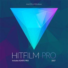 FXhome HitFilm Pro 2017 v5.0.6007 x64