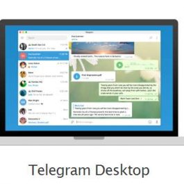 Telegram Desktop 1.1.7 + Portable