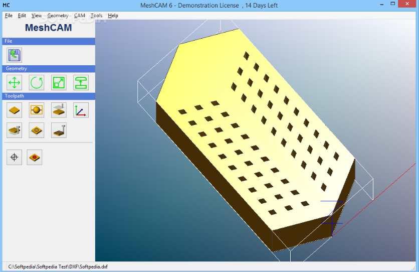 دانلود MeshCAM Pro 6 Build 27 - دانلود رایگان نرم افزار