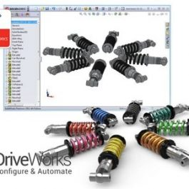 DriveWorks Pro / Solo 15 SP0 for SolidWorks 2010-2017 x86/x64