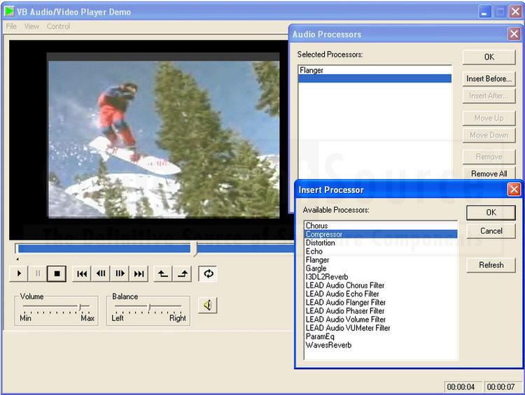 LEADTOOLS Multimedia
