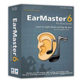 EarMaster Pro 6.2 Build 656PW + Portable