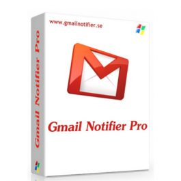 Gmail Notifier Pro 5.3.5 Multilingual + Portable