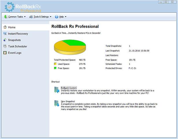 Rollback rx 10 key generator