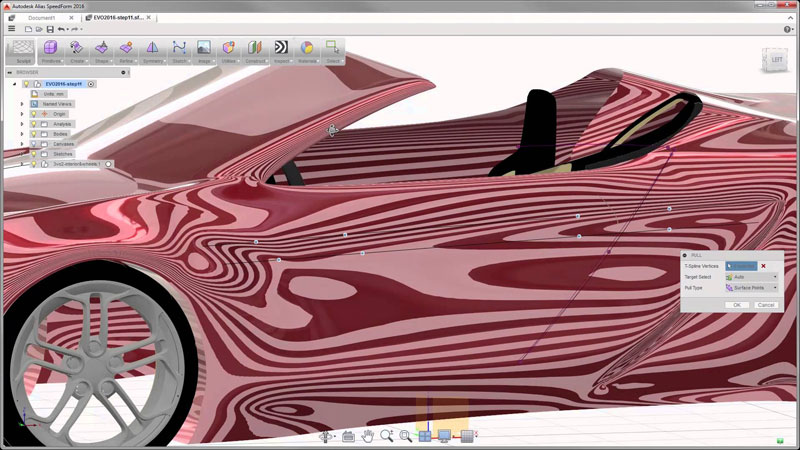 Autodesk Alias SpeedForm
