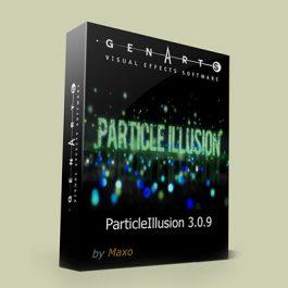 GenArts particleIllusion v3.0.4