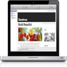 Sandvox 2.10.6 Multilingual macOS