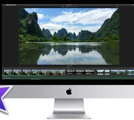 Apple iMovie 10.1.8 Multilingual MacOSX