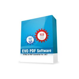 EVO PDF Toolkit for .NET 2017-11-28
