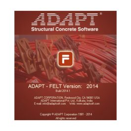 ADAPT-FELT 2014.1 + Documentation