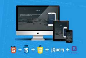 Udemy - Build Responsive Website Using HTML5, CSS3, JS And Bootstrap 2017-8