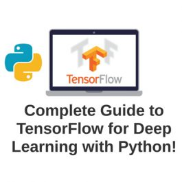 Udemy - Complete Guide to TensorFlow for Deep Learning with Python 2018-1