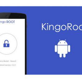 Kingo ROOT 1.5.5.3207 for Windows