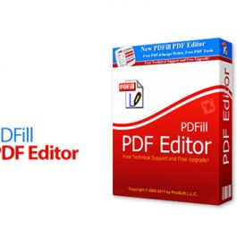 PDFill PDF Editor with PDF Writer and Tools 12.0.6 2016-03-27