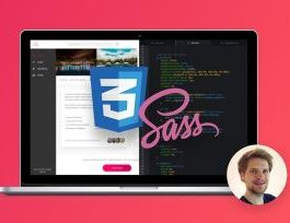 Udemy - Advanced CSS and Sass: Flexbox, Grid, Animations and More! 2018-6