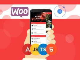 Udemy - Ionic 3 Apps for WooCommerce: Build an eCommerce Mobile App 2017-12
