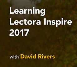 Lynda - Learning Lectora Inspire 2017