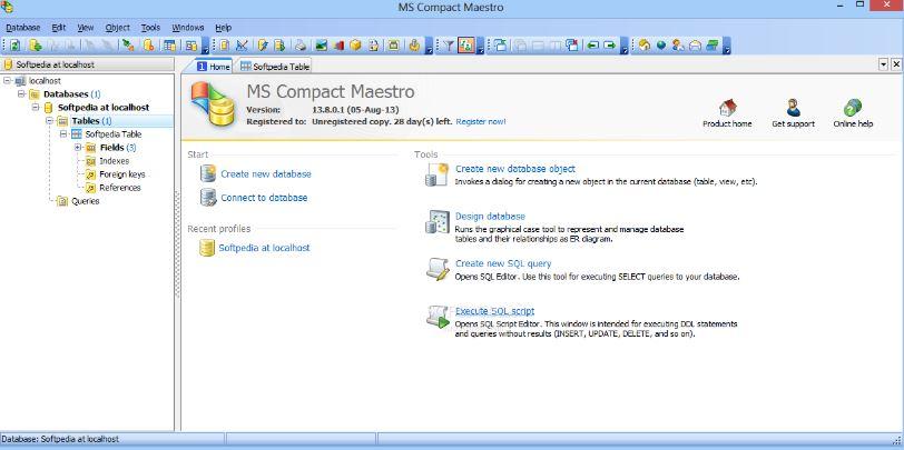 MS Compact Maestro