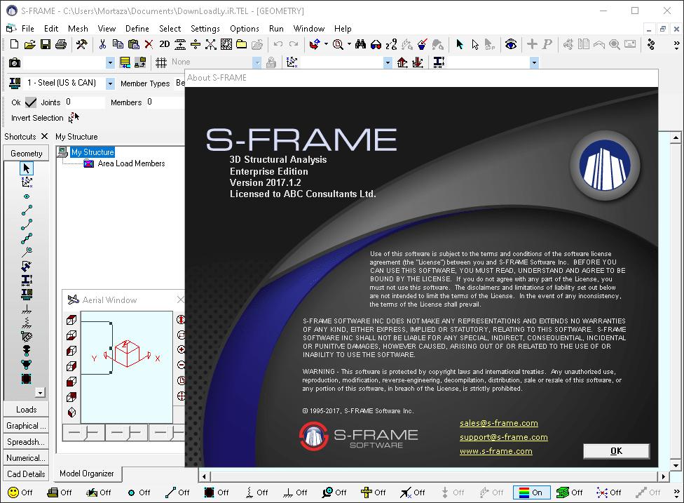 S-FRAME icon