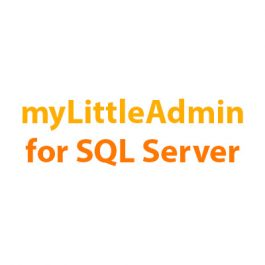 myLittleAdmin for SQL Server 3.8