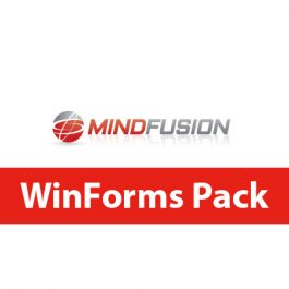 MindFusion WinForms Pack 2017.R2