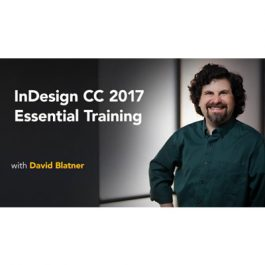 Lynda - InDesign CC Essential Training 2016-1