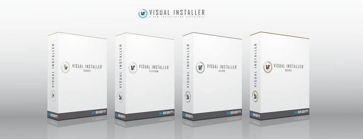 xeam visual installer