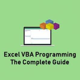 Udemy - Excel VBA Programming - The Complete Guide 2018-4