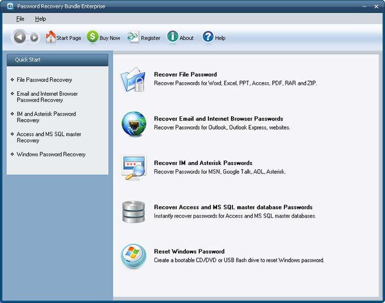 SmartKey Password Recovery Bundle