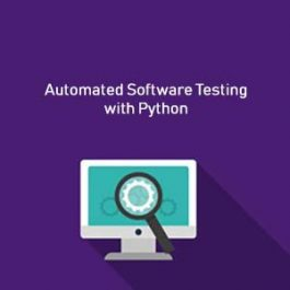 Udemy - Automated Software Testing with Python 2018-2