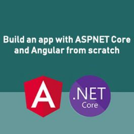 Udemy - Build an app with ASPNET Core and Angular from scratch 2018-8