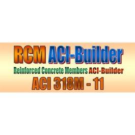 RCM ACI Builder 5.3.0.2