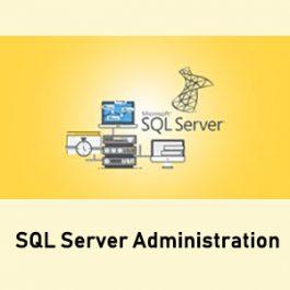 Udemy - SQL Server Administration Part 1/2/3