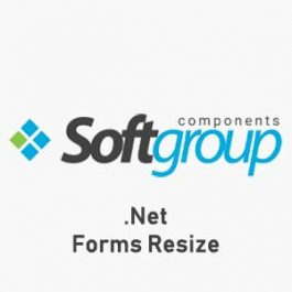 Softgroup .Net Forms Resize 9.1.0.0