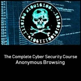 Udemy - The Complete Cyber Security Course : Anonymous Browsing! 2017-4