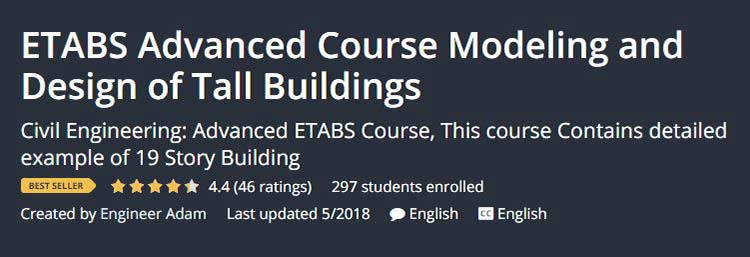 ETABS Advanced Course Modeling and Design of Tall Buildings