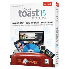 Roxio Toast Titanium 17.3 Multilingual macOS