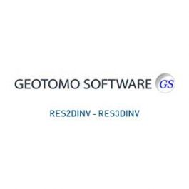 Geotomo RES2DINV 4.8.10 / RES3DINV 3.14.21 x64