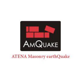 ATENA Masonry earthQuake (AmQuake) 3.8.14998