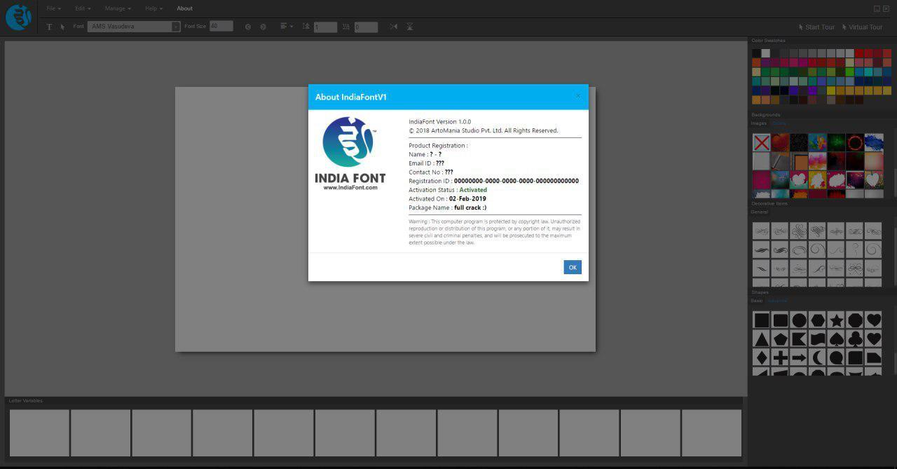 دانلود IndiaFont 1 0 0 - دانلود رایگان نرم افزار