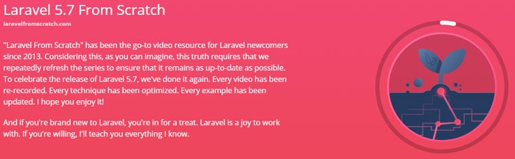 Laravel 5.7 From Scratch