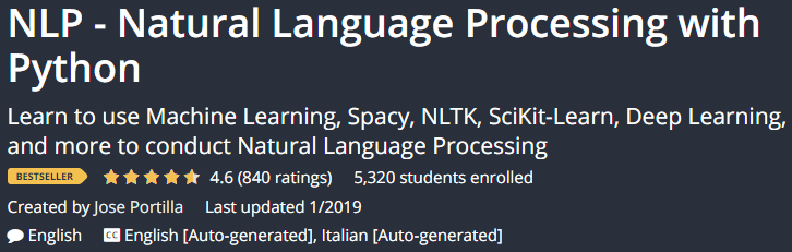 NLP - Natural Language Processing with Python.SC2