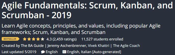 Agile Fundamentals Scrum Kanban Scrumban