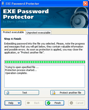 EXE Password Protector