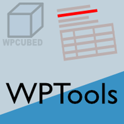 WPCubed WPTools 8.10.1 Full Source D7-DX10.3