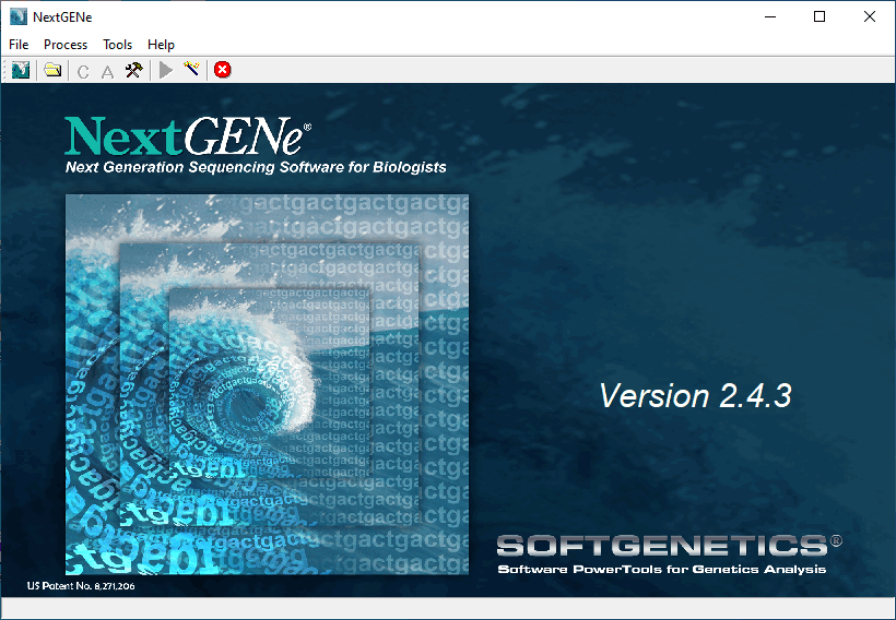 NextGENe screenshot