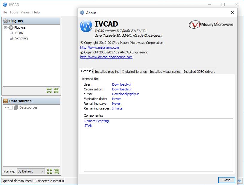 IVCAD screenshot