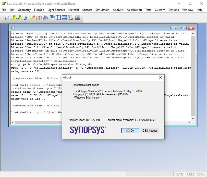 LucidShape screenshot