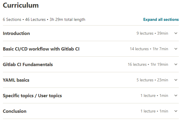 GitLab CI: Pipelines, CI / CD and DevOps for Beginners