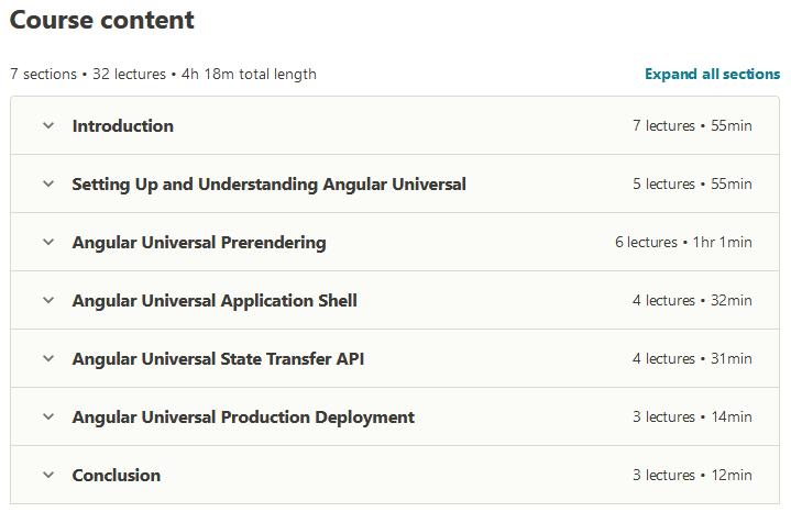 Angular Universal In Depth